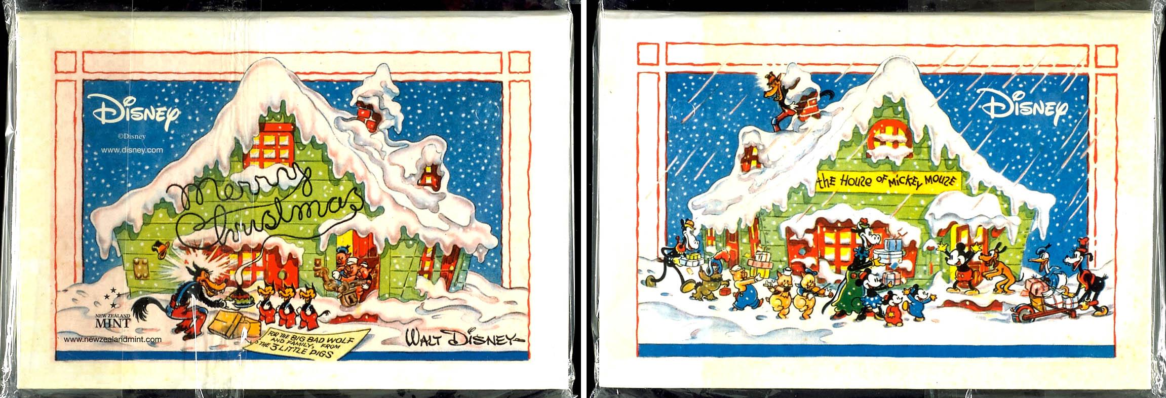 Weihnachtsgrüße Disney.Dr Reinhard Fischer Auktions Sale 170 Page 23
